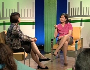 dr. Ioana Vârtosu, TVR - Alo, doamna doctor?